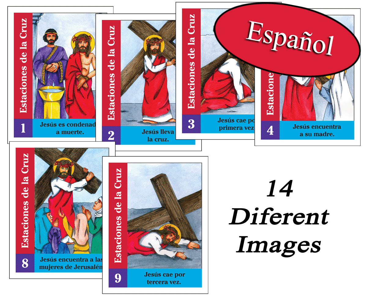 Spanish - Stations of the Cross