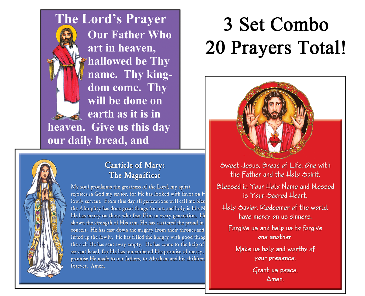 Catholic Combo Sets