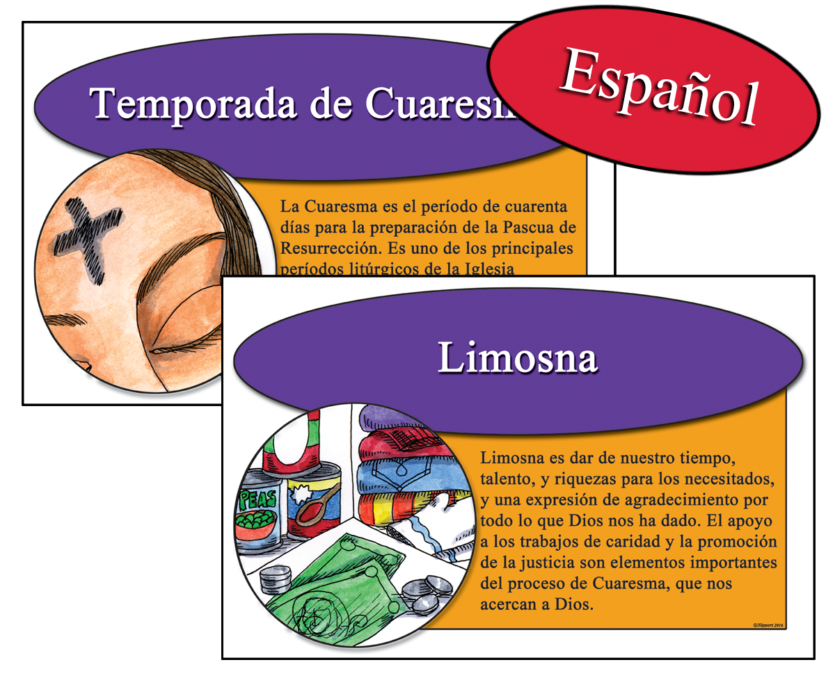 Spanish Faithwords Lent
