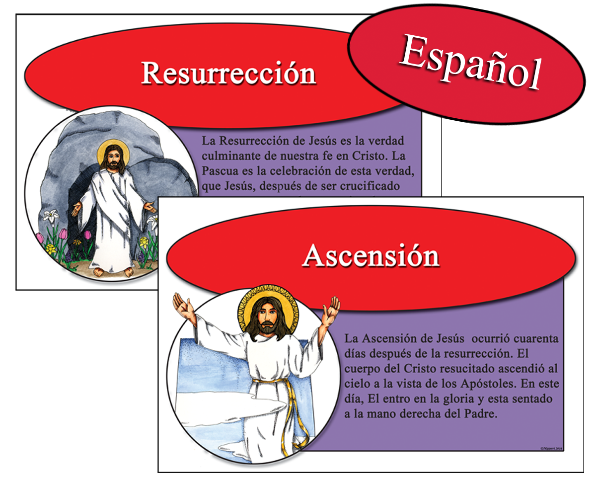 Spanish Faithwords Easter Season