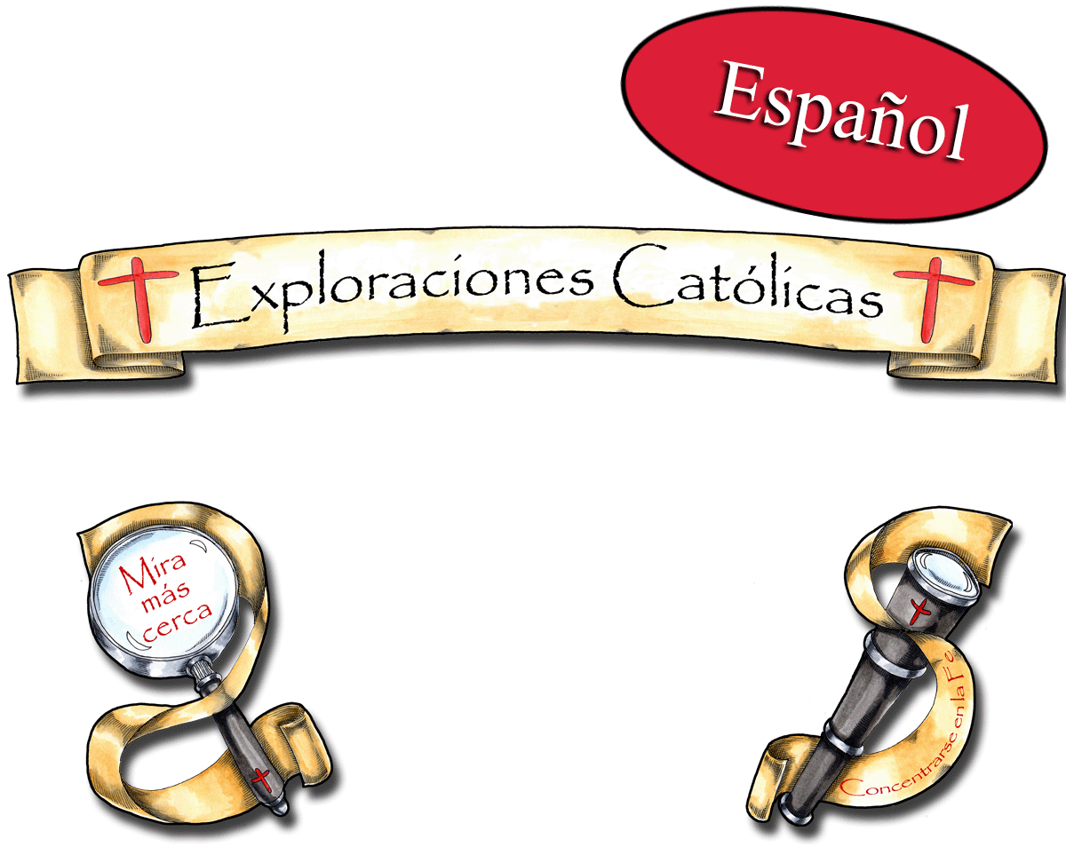 Spanish - Catholic Explorations Banner Border Kit