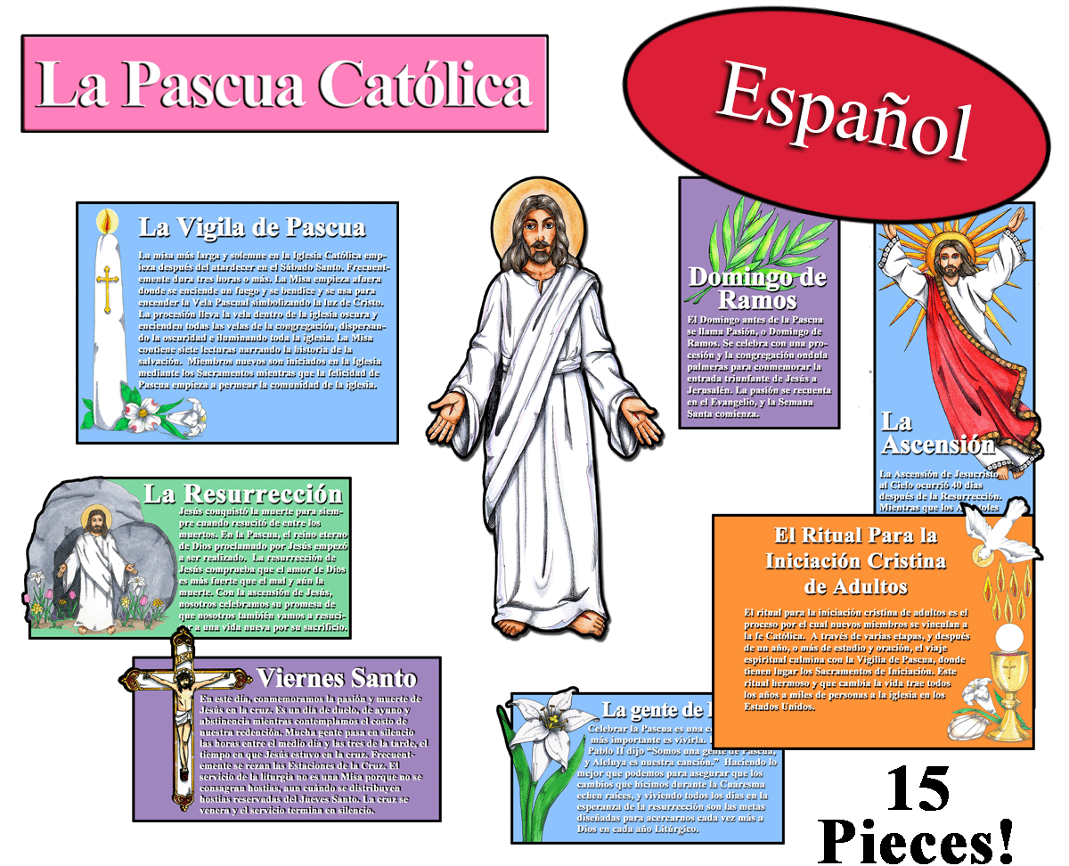 Spanish - Catholic Explorations A Catholic Easter