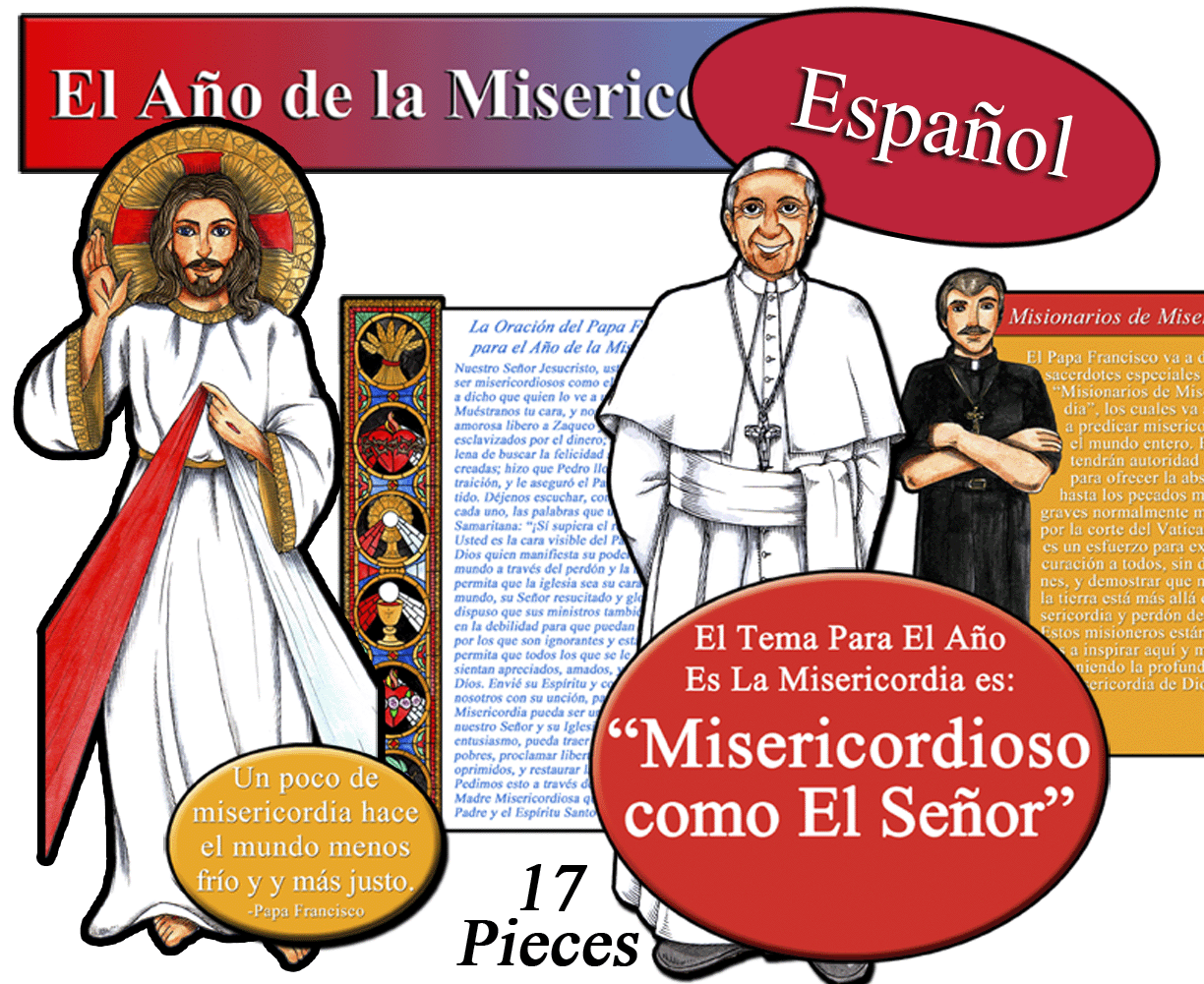 Spanish - Year of Mercy