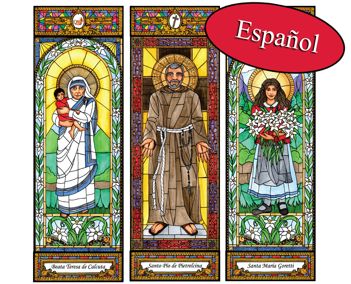 Spanish - Pope Francis' Saints of Mercy