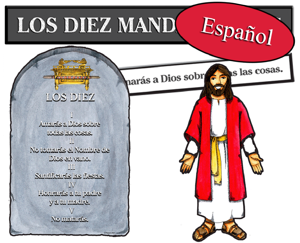 Spanish - The Ten Commandments