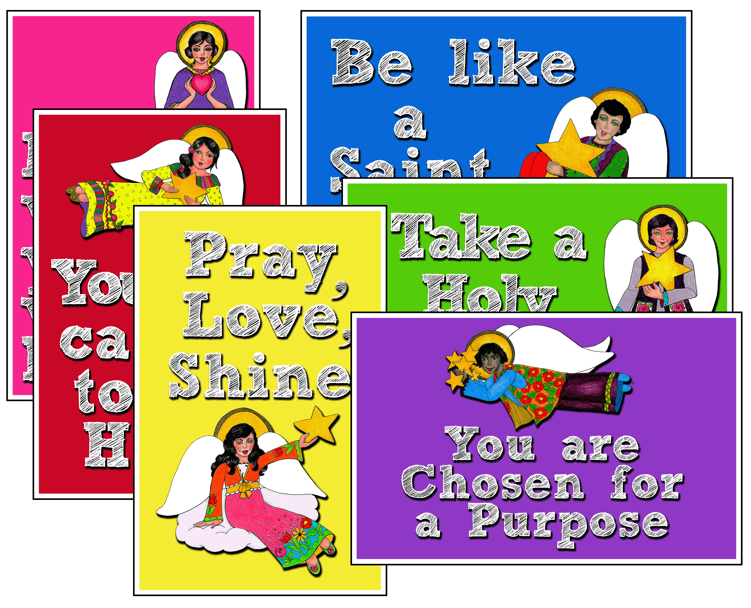 Life is God's Choice Window Cling