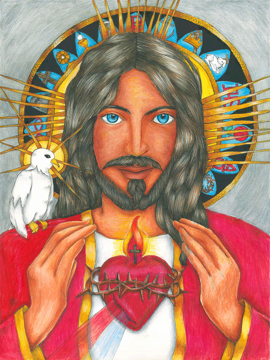 Wholesale Sacred Heart of Jesus